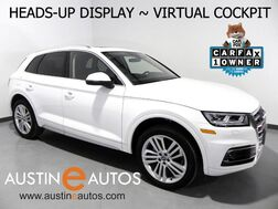 2018_Audi_Q5 Quattro 2.0T Prestige_*HEADS-UP DISPLAY, VIRTUAL COCKPIT, DRIVER ASSISTANCE PKG, NAVIGATION, REAR/TOP VIEW CAMERAS, SIDE ASSIST, AUDI PRE SENSE, PANORAMA MOONROOF, BANG & OLUFSEN_ Round Rock TX