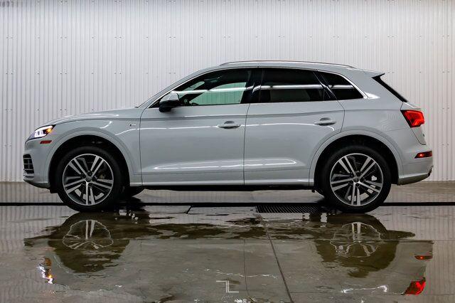 2018 Audi Q5 Quattro Technik S-Line Leather Roof Nav Red Deer AB