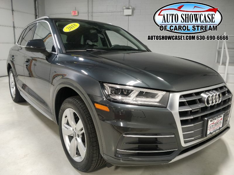 2018 Audi Q5 Tech Premium Plus Carol Stream IL