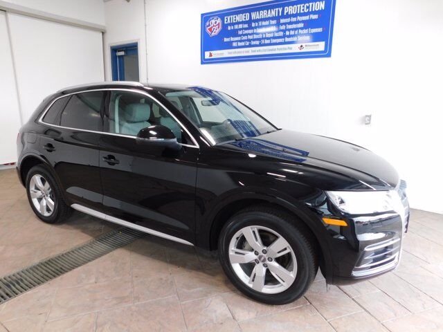 2018 Audi Q5 Technik LEATHER NAVI SUNROOF Listowel ON