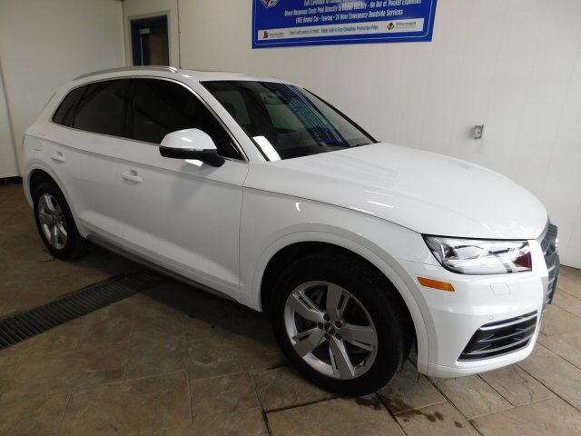 2018 Audi Q5 Technik LEATHER NAVI SUNROOF Premium Plus Listowel ON