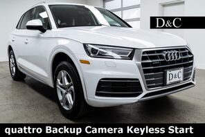 2018_Audi_Q5_quattro Backup Camera Keyless Start_ Portland OR