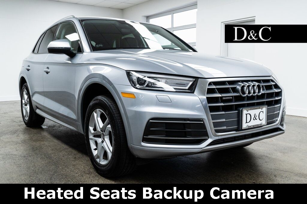 2018 Audi Q5 quattro Heated Seats Backup Camera Portland OR