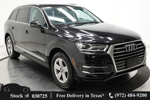 2018_Audi_Q7_2.0T Premium+ NAV,CAM,PANO,BLIND SPOT,3RD ROW_ Plano TX