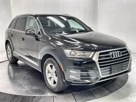 2018_Audi_Q7_2.0T Premium NAV,CAM,PANO,HTD STS,PARK ASST,3RD RO_ Plano TX