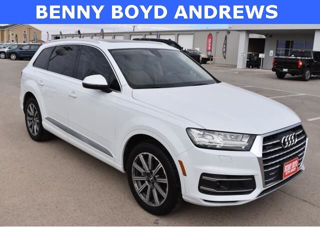 2018 Audi Q7 2.0T Premium Plus Andrews TX