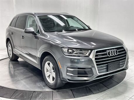 2018_Audi_Q7_2.0T Premium Plus NAV,CAM,PANO,BLIND SPOT,3RD ROW_ Plano TX