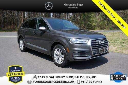 2018_Audi_Q7_2.0T Premium quattro** Pohanka Certified 10 year / 100,000 **_ Salisbury MD