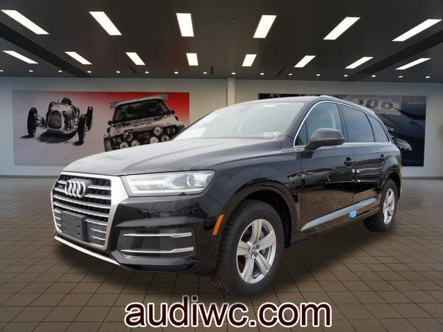 2018 audi q7 2 0t quattro premium plus wynnewood pa 20800844. Black Bedroom Furniture Sets. Home Design Ideas