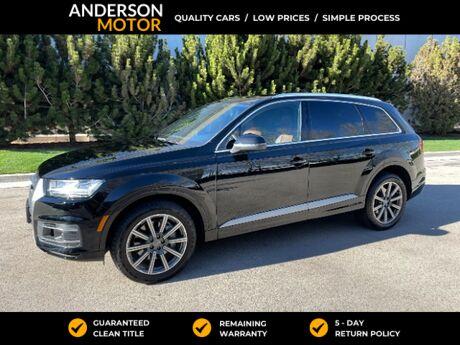 2018 Audi Q7 3.0 Premium Plus quattro Salt Lake City UT