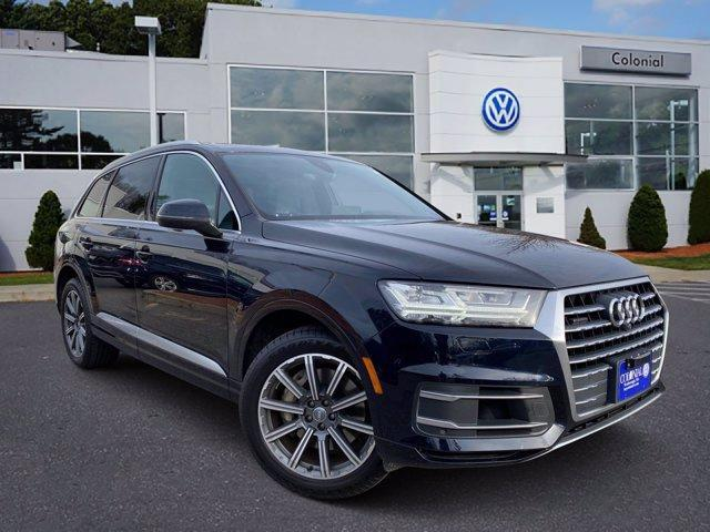2018 Audi Q7 3.0 TFSI Premium Plus Westborough MA