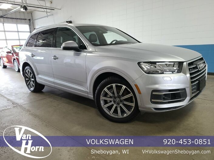 2018 Audi Q7 3.0T Premium Plus Milwaukee WI
