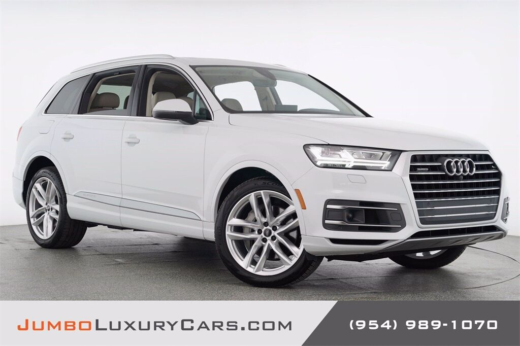 2018 Audi Q7 3.0T Prestige Hollywood FL
