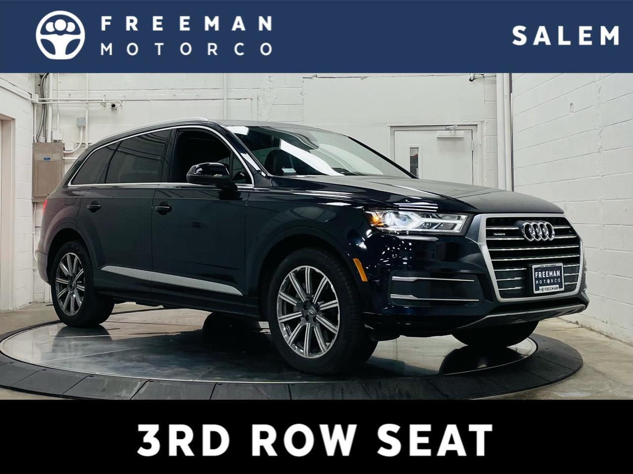 2018 Audi Q7 Premium Plus BOSE Sound Audi Side Assist Salem OR