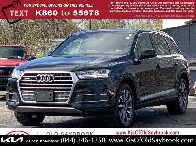 2018 Audi Q7 Premium Plus Old Saybrook CT