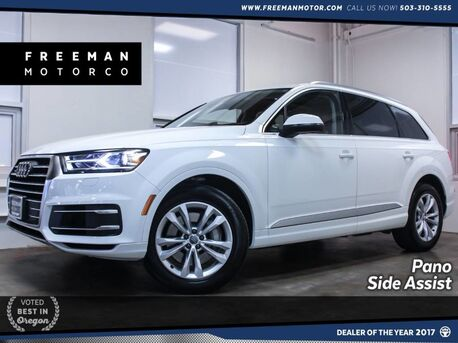 2018_Audi_Q7_Premium Plus quattro Side Assist BOSE_ Portland OR