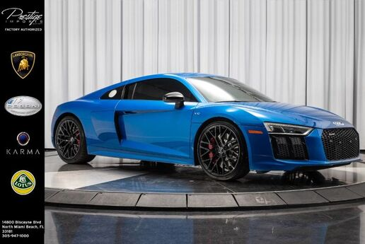 2018 Audi R8 Coupe V10 North Miami FL
