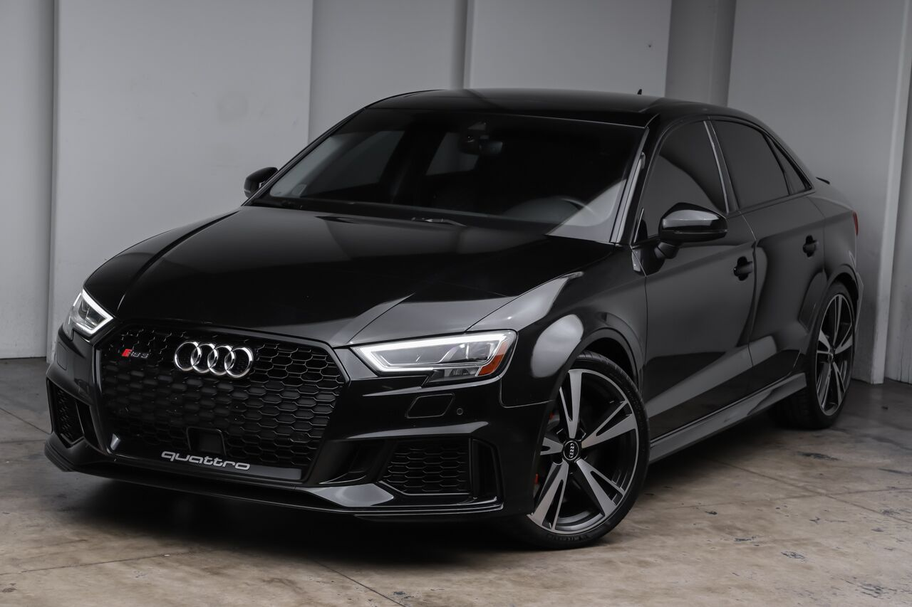 2018 Audi RS 3  Akron OH