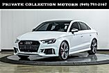 2018 Audi RS 3 Tech Package Bang & Olufsen Sound  Costa Mesa CA
