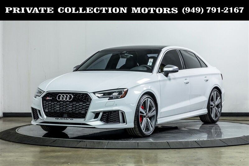 2018_Audi_RS 3 Tech Package Bang & Olufsen Sound__ Costa Mesa CA