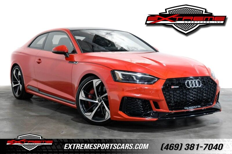 2018 Audi RS 5 Coupe Addison TX