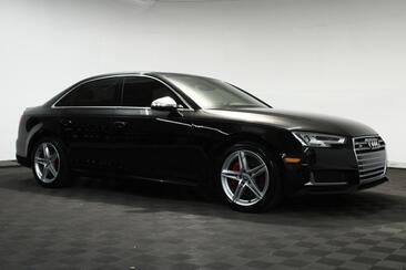 2018_Audi_S4_Premium Plus_ Houston TX