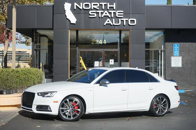 2018_Audi_S4_Premium Plus_ Walnut Creek CA