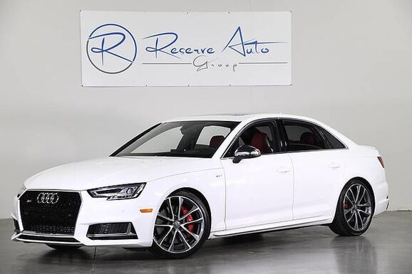 2018_Audi_S4_Prestige S Sport Pkg Carbon Fiber High MSRP_ The Colony TX