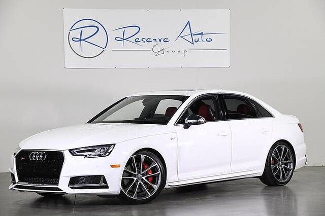 2018 Audi S4 Prestige S Sport Pkg Carbon Fiber High MSRP The Colony TX