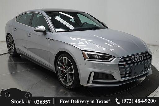 2018_Audi_S5_3.0T Premium Plus NAV,CAM,PANO,HTD STS,BLIND SPOT_ Plano TX