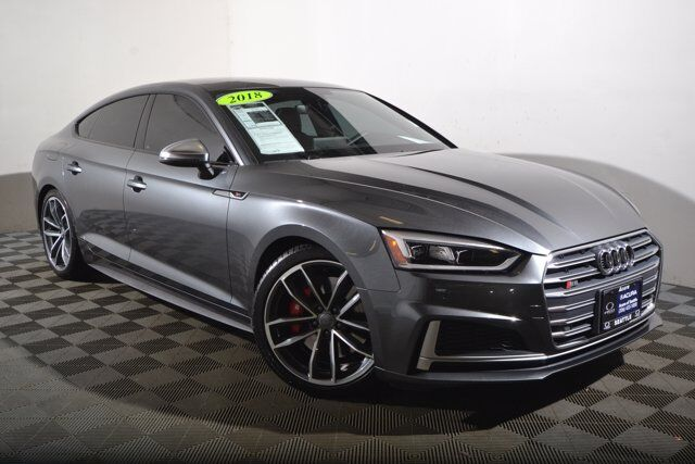 2018 Audi S5 3.0T Premium Plus quattro Seattle WA
