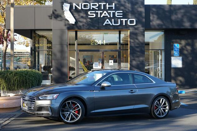 2018_Audi_S5 Coupe_Premium Plus_ Walnut Creek CA