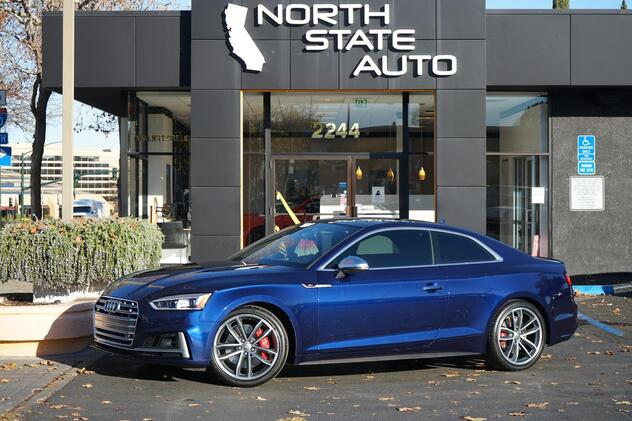 2018_Audi_S5 Coupe_Prestige_ Walnut Creek CA