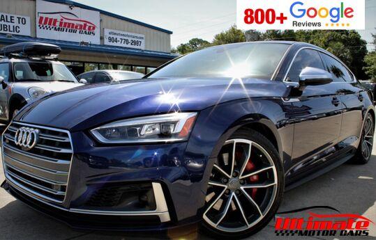 2018 Audi S5 Sportback 3.0T quattro Prestige AWD 4dr Sportback Saint Augustine FL