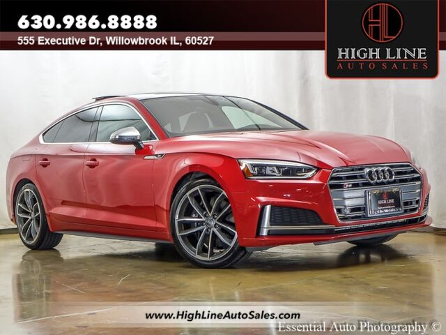2018 Audi S5 Sportback Premium Plus Willowbrook IL