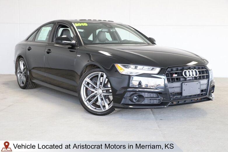 2018 Audi S6 4.0T Prestige Merriam KS