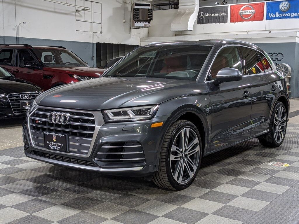 2018 Audi SQ5 3.0T Premium Plus Denver CO