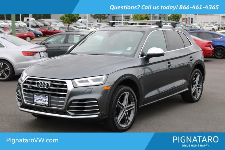 2018 Audi SQ5 3.0T Premium Plus Everett WA