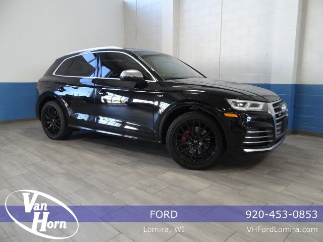 2018 Audi SQ5 3.0T Prestige Milwaukee WI
