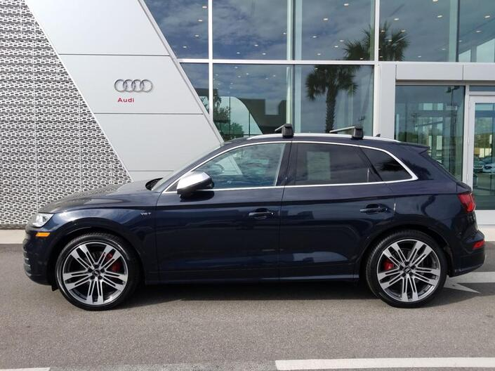 2018 Audi SQ5 Premium Plus Columbia SC