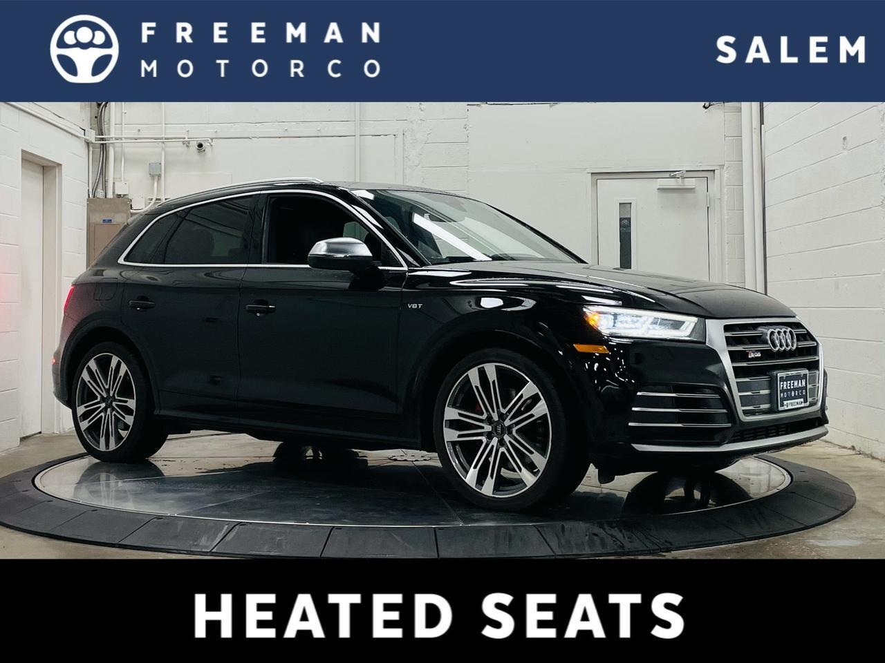 2018 Audi SQ5 Premium Plus S Sport Package Virtual Cockpit Salem OR