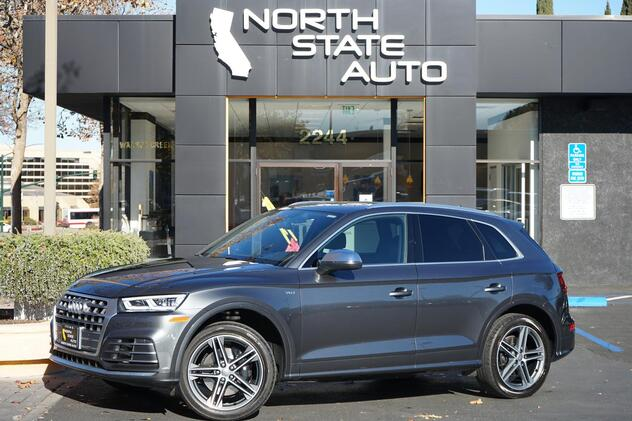 2018_Audi_SQ5_Premium Plus_ Walnut Creek CA
