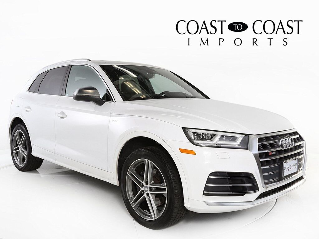 2018 Audi SQ5 S Line Indianapolis IN