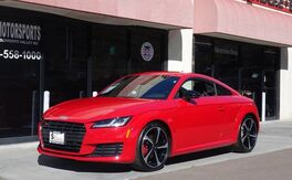 2018_Audi_TT Coupe_2D Coupe_ San Diego CA