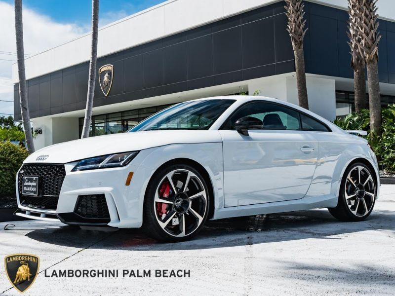 2018 Audi TT RS West Palm Beach FL