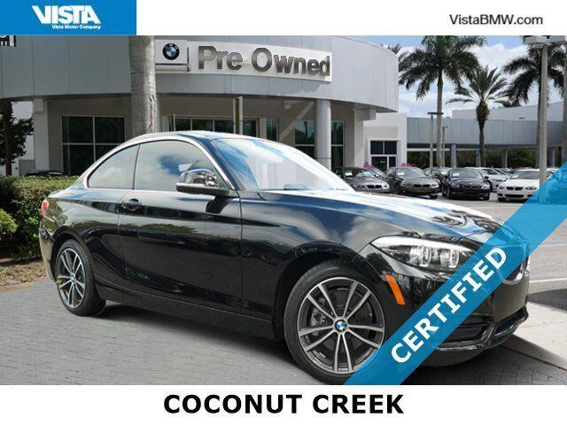 2018 BMW 2 Series 230i Coconut Creek FL