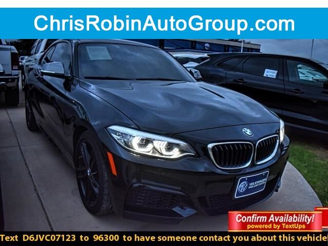 2018 BMW 2 Series M240I COUPE Odessa TX