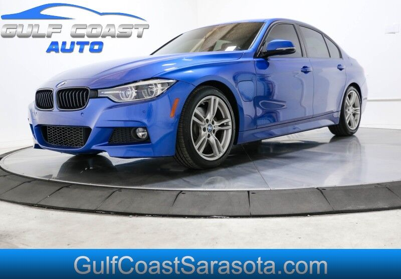 2018 BMW 3 SERIES 330E IPERFORMANCE LEATHER NAVI SUNROOF LOADED Sarasota FL
