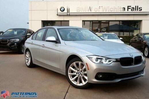 2018 BMW 3 Series 320I SEDAN Wichita Falls TX