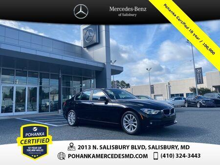 2018_BMW_3 Series_320i ** Pohanka Certified 10 year / 100,000 **_ Salisbury MD